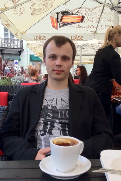 Евгений Жуков, 7 мая 1988, Санкт-Петербург, id2400135