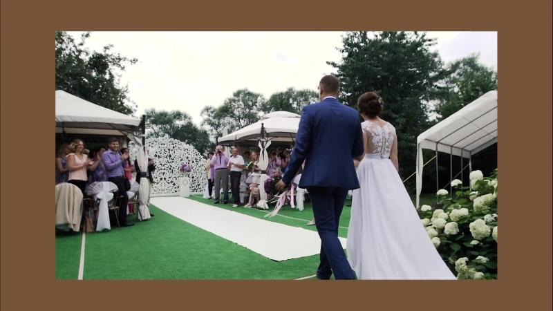 Начните историю вашей семьи с нашего свадебного фильма! Детали в Личку.