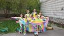 Детская группа Зефир СВТ ЭльДанс Новосибирск Линда .Танец с платком