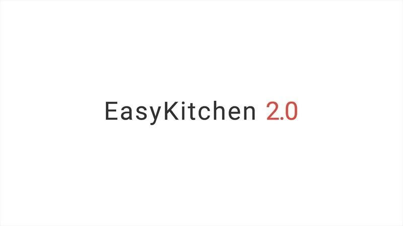 EasyKitchen 2 0 Библиотека для проектирования кухонной мебели в программе SketchUp