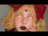 the doll from the attic NYX Professional Makeup Face Awards T