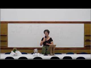 A justia das aflies - Incio s 20h - Maria Isabel Lopes - SBEBM