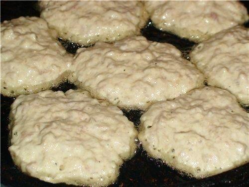 """""""Ленивые пирожки"""" - быстро и вкусно. Ингредиенты: Для теста: -"""