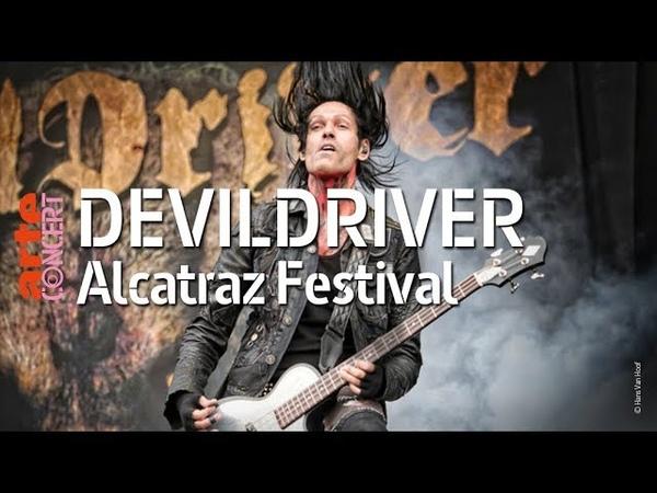 DevilDriver Live @ Alcatraz Festival ARTE Concert