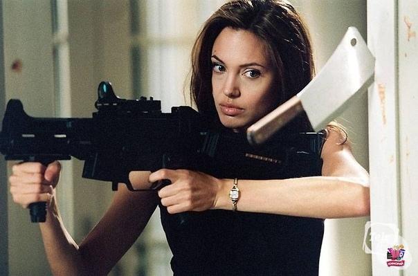 Подборка фильмов с несравненной Анджелиной Джоли