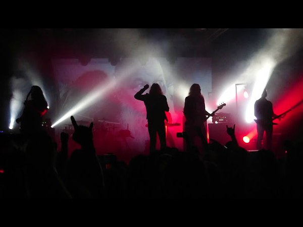 Dark Tranquility - Forward momentum - live at Quantic Bucharest 19.04.2018