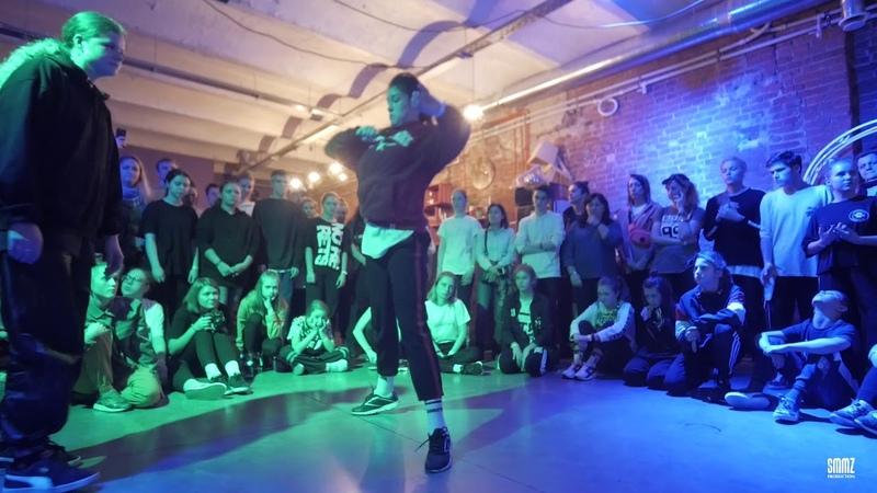 Shapka vs Kirex (18 FINAL) || Hip-Hop BEG. || PARTIYA BATTLE