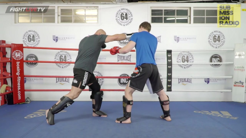 Sam Greco | Counter the Jab with a Simple Combo