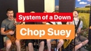 System of a Down - Chop Suey (cover Гламурный колхоз)
