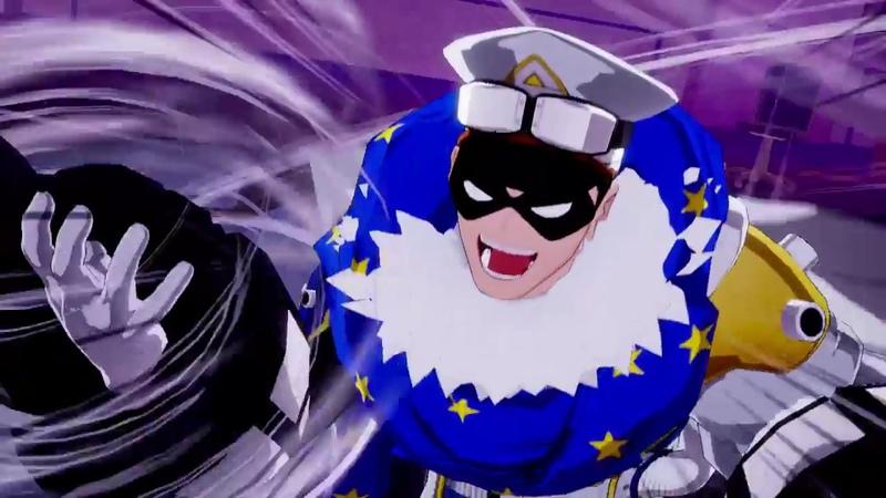 My Hero Ones Justice Arcade mode episode 2 (Inasa Yoarashi S Rank)
