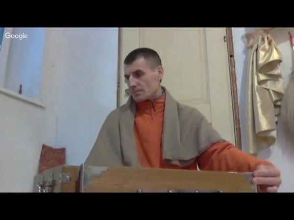 Вальмики дас, Йога для Бога, ШБ 1.15.27, Омск, 05.03.2016