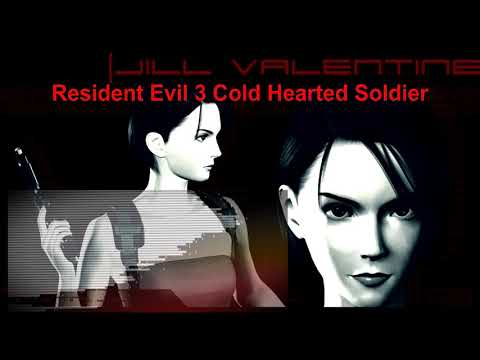 Resident Evil 3 Nemesis Cold Hearted Soldier OST