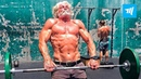 Fittest Old Man in Real Gym Pete Koch Muscle Madness
