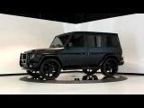 Black Mercedes Benz G55.flv