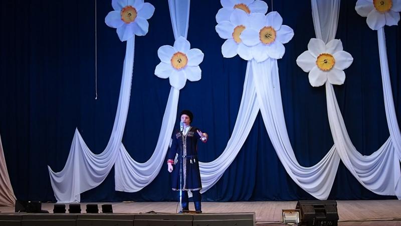 Теряев Виталик - Во саду вишенка цветёт - ГРАН-ПРИ