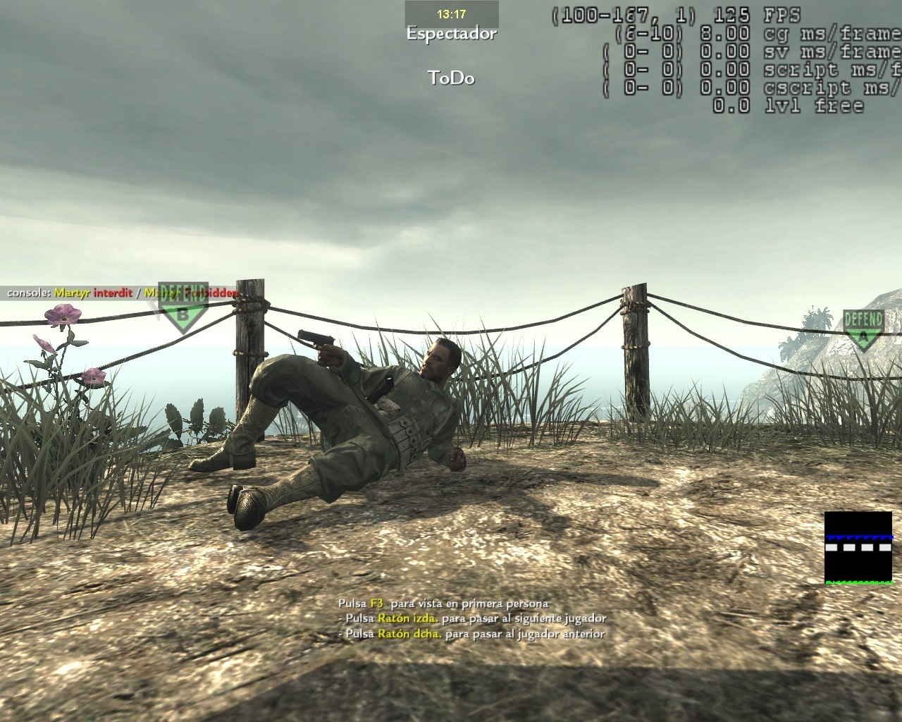 Download Call Of Duty 4 Multiplayer only-rip 1. 7 by fliPpoo. . Torrent or