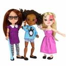 Первая в мире линия кукол с особенностями