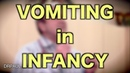 Vomiting in Infancy Pediatric Advice Medical Advice Infant Vomiting