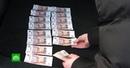 В России за год надавали взяток почти на 2 млрд рублей