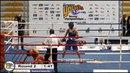 EUBC Youth Finals 64kg Popov WOW