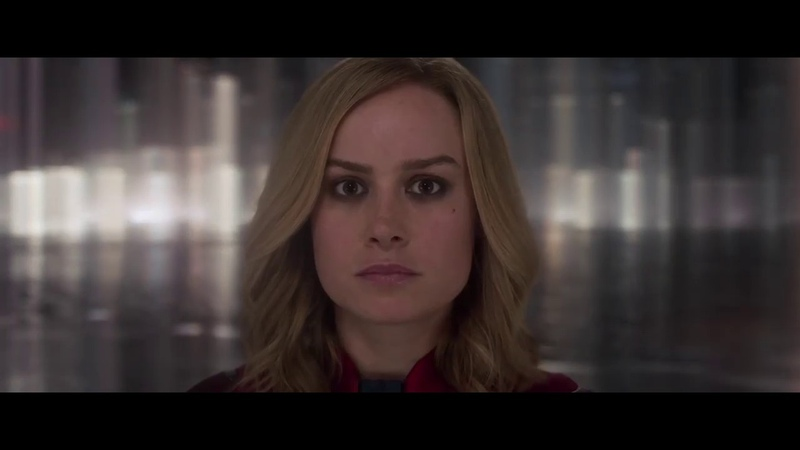 Captain Marvel Nirvana Come As You Are Scene HD