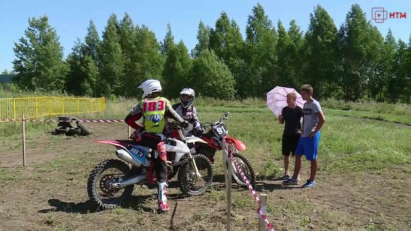 Чемпионат и первенство Мордовии по мотокроссу