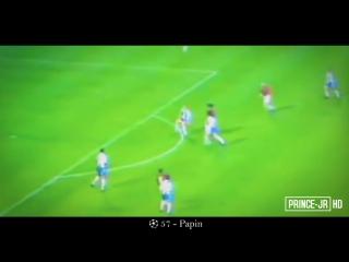 ТОП-100 голов в истории Лиги чемпионов