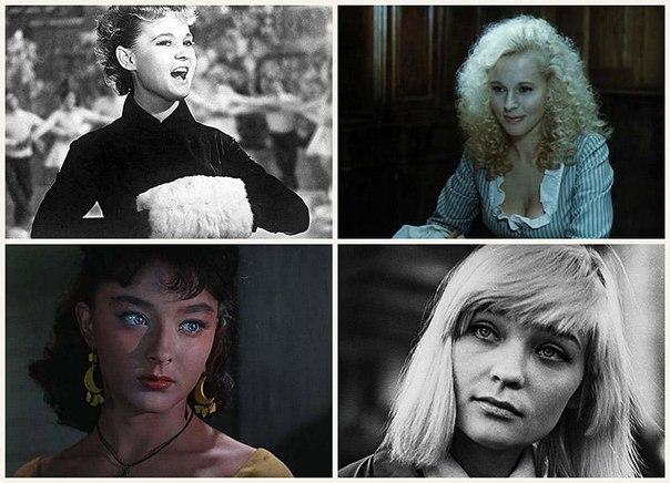 7 самых сексуальных актрис СССР: