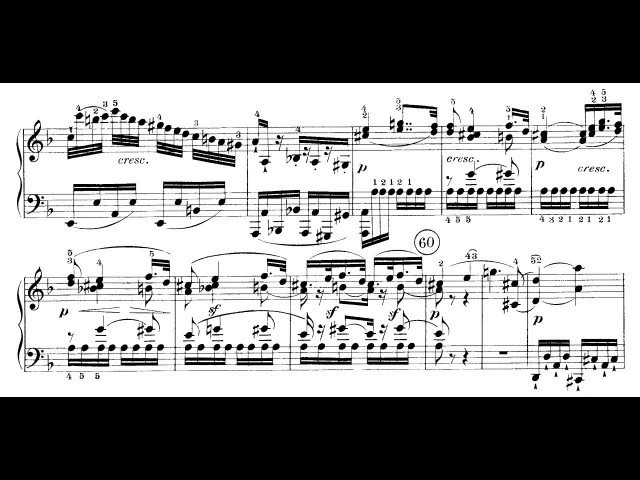 Beethoven Sonata No 15 in D Major Pastoral Lewis Biss