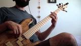 Astrud Gilberto &amp Stan Getz The Girl From Ipanema (bossa nova bass cover)