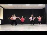 Nastya Lis, Nastya B, Ari, Sveta K, Andrey choreo by Viktoria M x Nastya Z