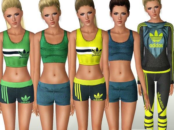 Женщины | Спортивная одежда 4LaI0kkUU6M