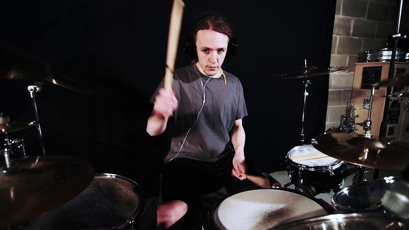 Pouya - Voices - Drum Cover