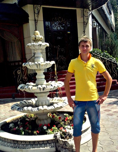 Денис Гнатенко, 3 августа , Луганск, id113568598