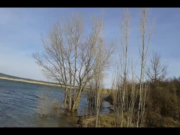 В Крым пришла вода. Тайган - 4 февраля 2019 года.