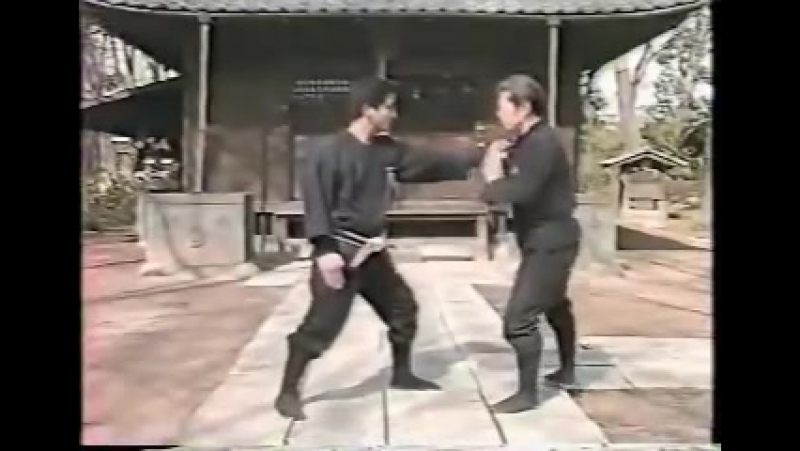 Масааки Хацуми Ниндзюцу Будзинкан