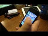 Краткий обзор iOS 7 на iPhone