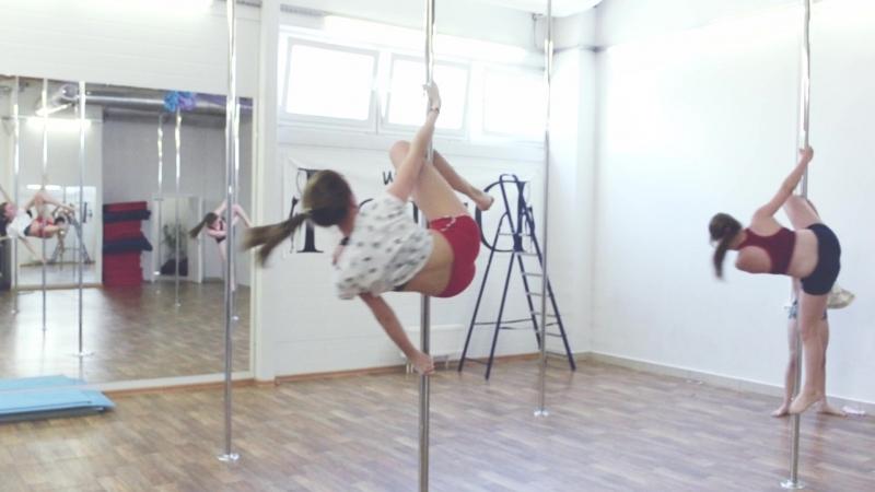 Pole Kids детская Наташа Рощина