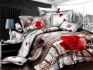 семейное постельное белье купить москва