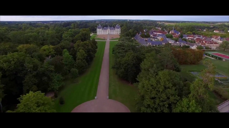 Loire Valley Drone Video Tour ¦ Expedia