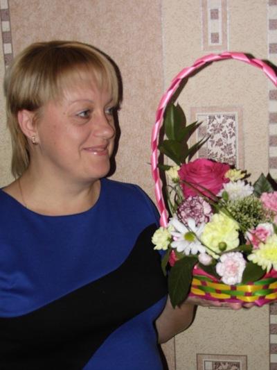 Наталья Новосёлова