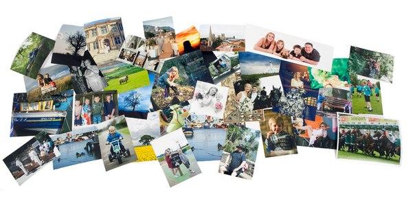 печать цифровых фотографий: