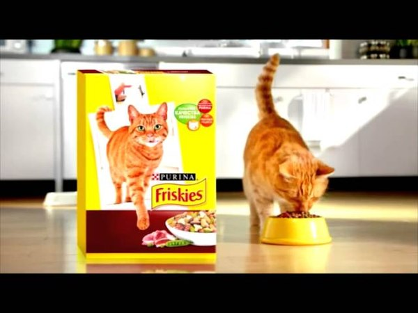 Friskies Monster