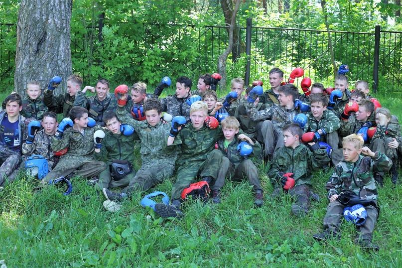 Воспитанники военно-спортивного клуба «Пантера» проведут последнюю летнюю неделю на тренировочных сборах в Нижнем Новгороде