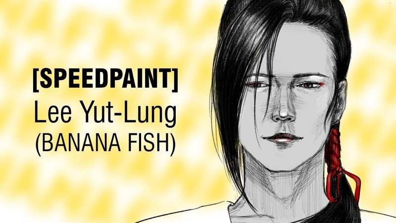Sketch of Lee Yut Lung Banana Fish Speedpaint