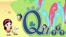 Letter Q - Olive and the Rhyme Rescue Crew | Learn ABC | Sing Nursery Songs