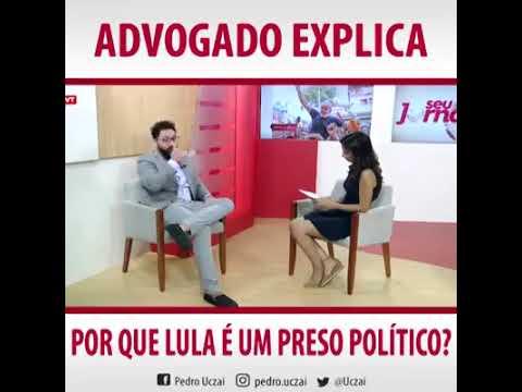 Advogado de direito penal: Escancara os crimes da Turma da Lava Jato de Curitiba contra Lula.
