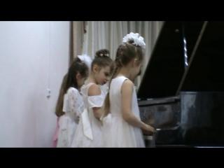 Куликова Полина конкурс фортепиано