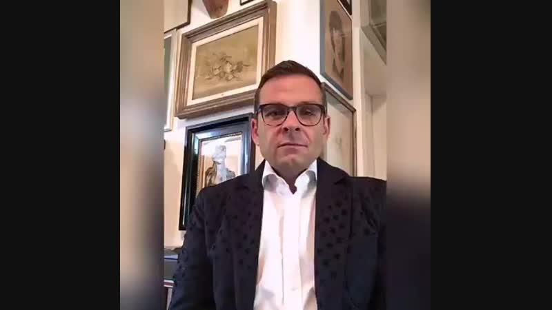 2018-10-24 Gerald G. Grosz: Was Lacoste das Leben, Geld spielt keine Rolex