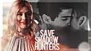 Shadowhunters | you let me walk alone | saveshadowhunters
